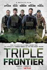 Triple Frontera Película original de Netflix 2019