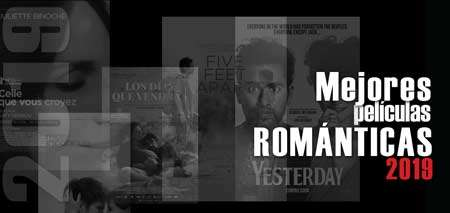 Mejores películas románticas 2019