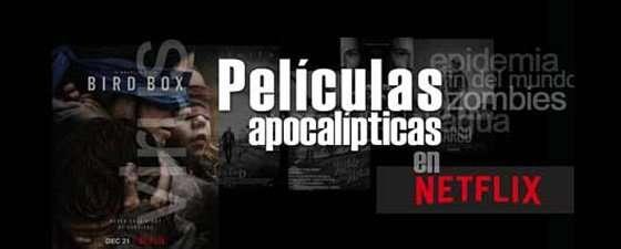 Películas apocalípticas en Netflix