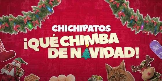 Chichipatos Que Chimba de Navidad