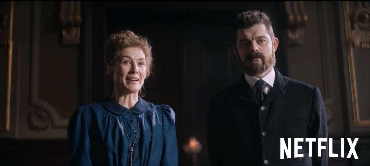 Madame Curie Netflix